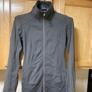 Lululemon Cowl/Mock Neck Full Zip Jacket, SZ 2